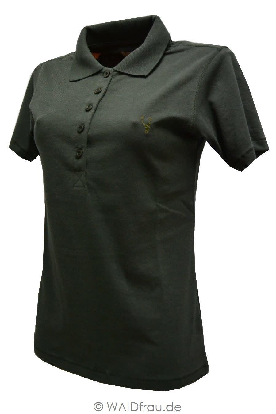 Hubertus Damen Pique Shirt