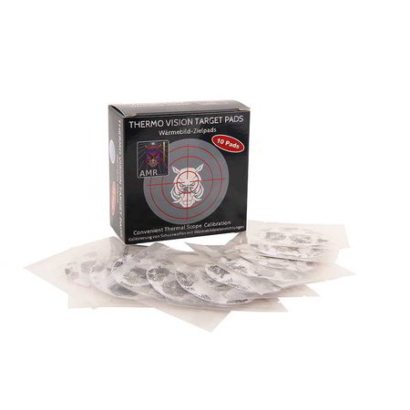 AMR Thermal image target pads (10 pieces)