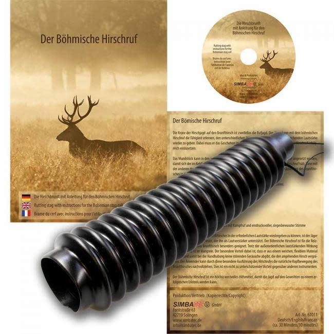 Simbatec Der Böhmische Hirschruf incl DVD