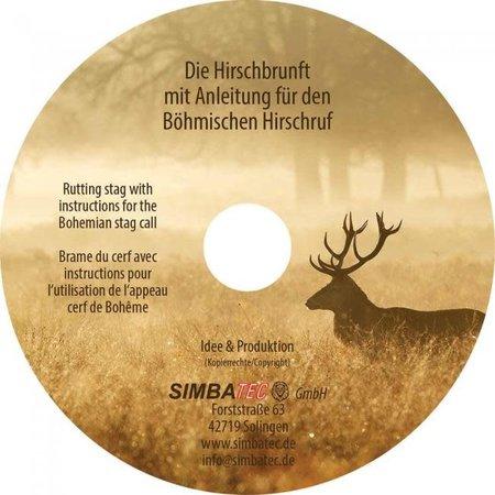 Simbatec Böhmische Hirschruf DVD
