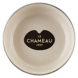 Le Chameau Dog bowl in stainless steel