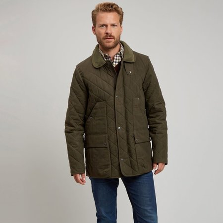 Le Chameau LCM16 Quilted Wax Country Jacket