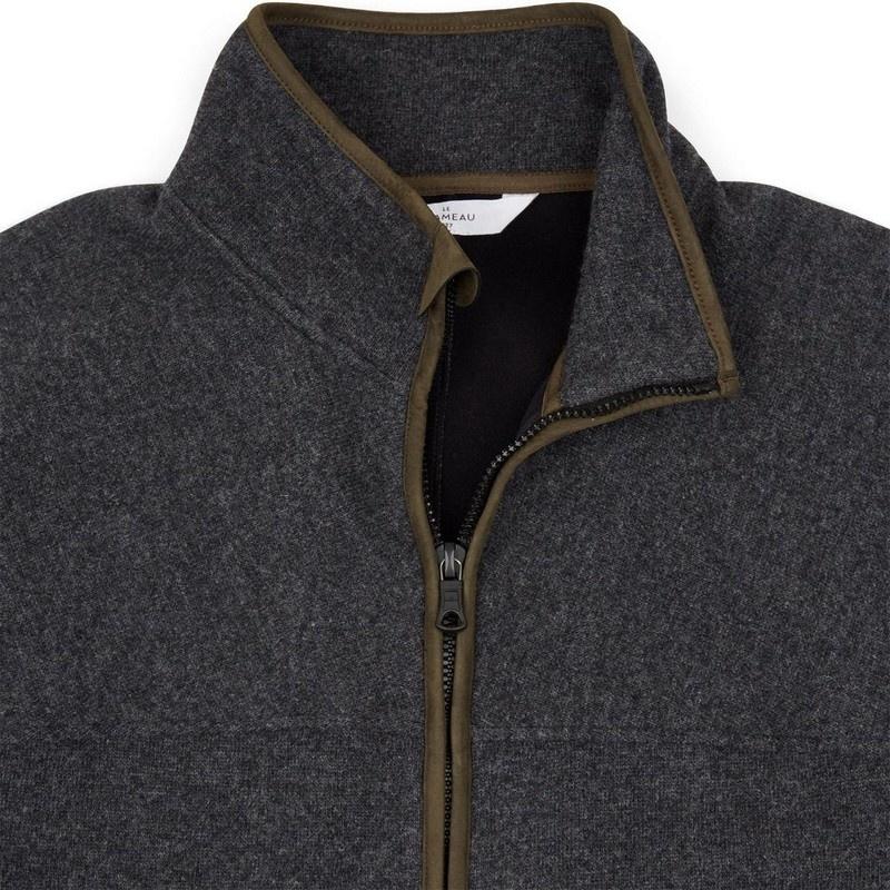 Le Chameau Vest Blockley Fleece