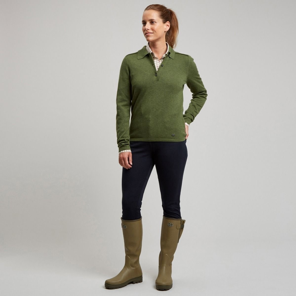 Le Chameau Woodchester Pullover