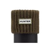 Hunter Laarssokken met geribde manchet