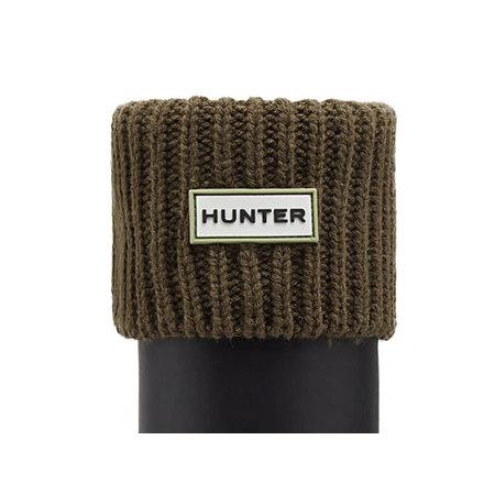 Hunter Ribbed Cuff Boot Socks