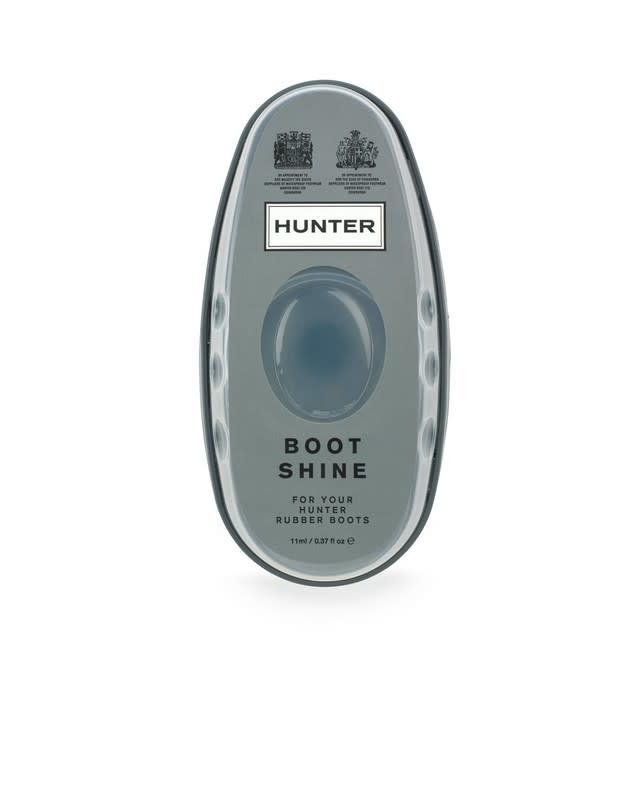 Hunter Rubber Boot Shine: helder