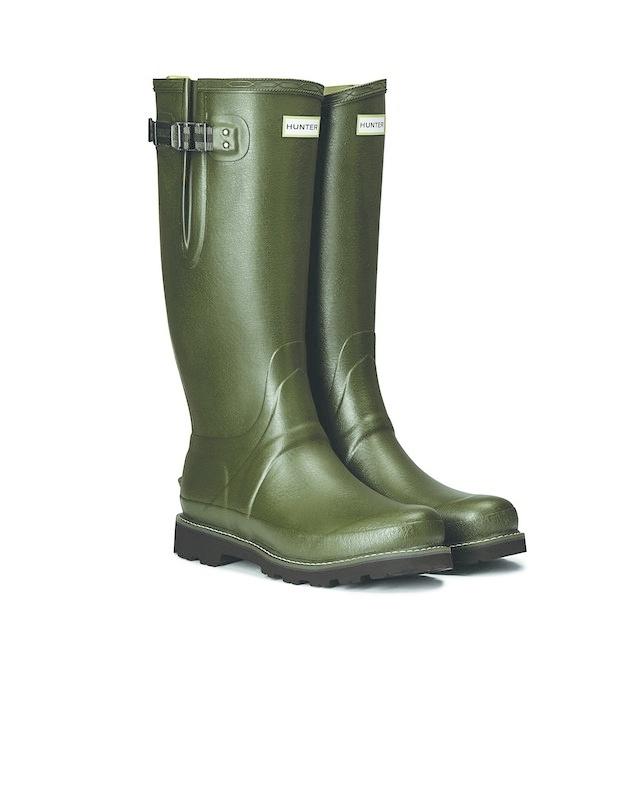 Hunter Balmoral verstelbare Wellington laarzen