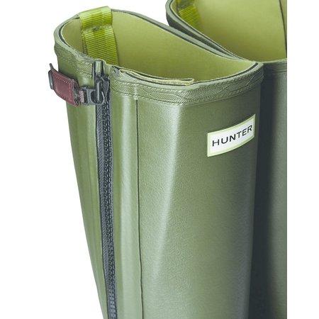 Hunter Commando Full Zip Rain Boots
