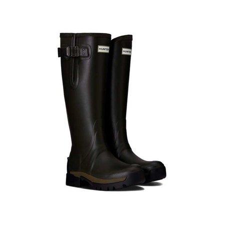 Hunter Balmoral zijkant verstelbare 3 mm neopreen Wellington laarzen