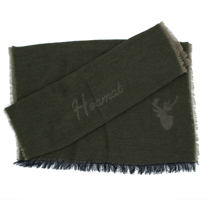 AKAH Waldquarz sjaal met spreuk