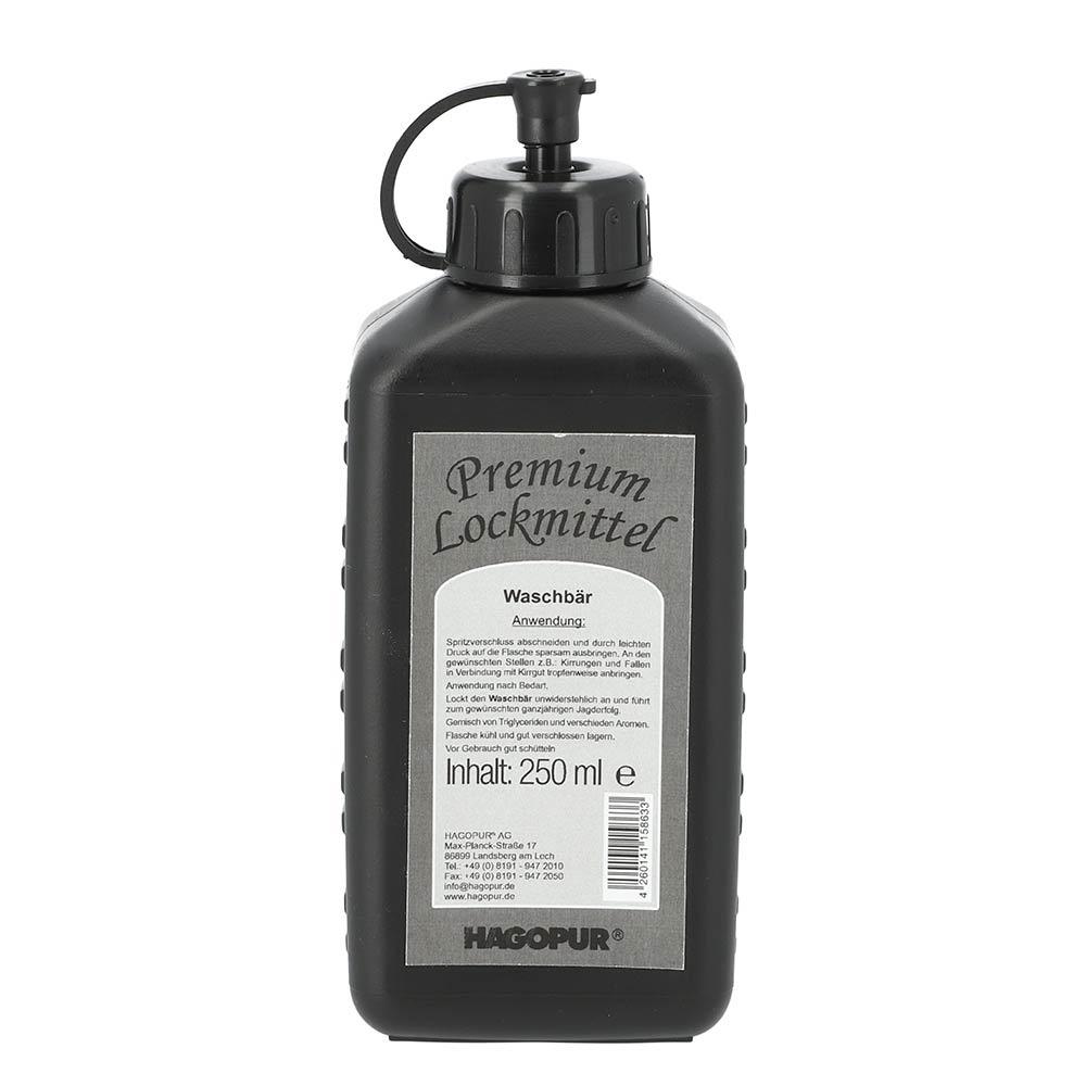 Hagopur Premium Lockmittel Waschbär 250ml