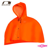 Baleno Torrent Poncho Orange One-Size