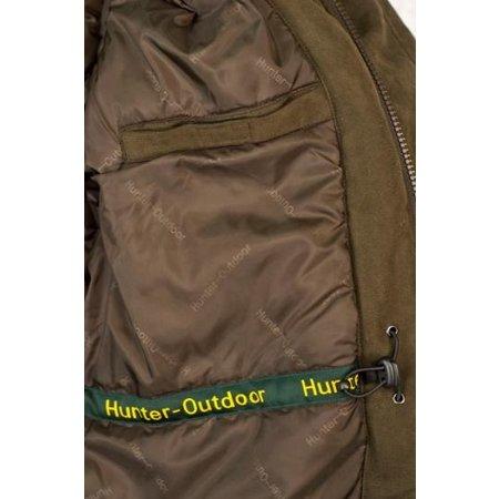 Hunter-Outdoor Gamekeeper Herren Olive