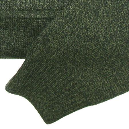 AKAH Hunter V-neck Sweater Green
