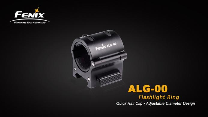 Fenix ALG-00 Quick Rail Montage