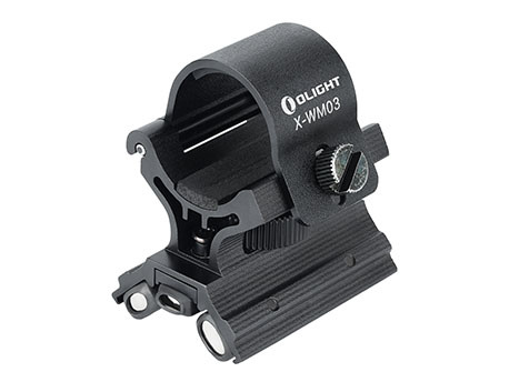 Olight Magnetic zaklamphouder M20/M21/M22/M30/M2X/M3X