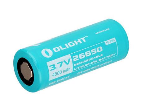 Olight 26650 3.7V 4500mAh R50/R50 Pro accu