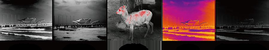 InfiRay Eye Series Outdoor Thermal Monocular