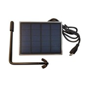 Boly Media Solar Panel for Scout 18MP Trail Camera