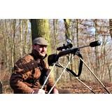 Mjoelner Shooting stick 4-legs Fenris I, Prym1 Camo