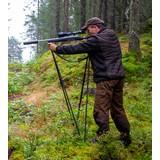 Mjoelner Shooting stick 4-legs Fenris II, Black, Alu