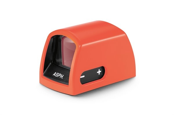 Leica Tempus cover orange