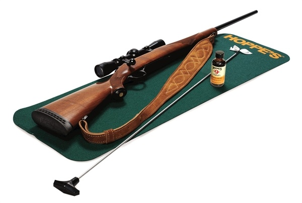 Hoppes Gun Cleaning Pad