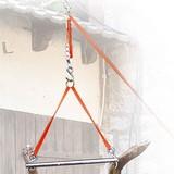 Zerwirkhilfe with pulley system