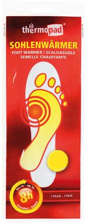 Thermopad Fußwärmer Größe S / M