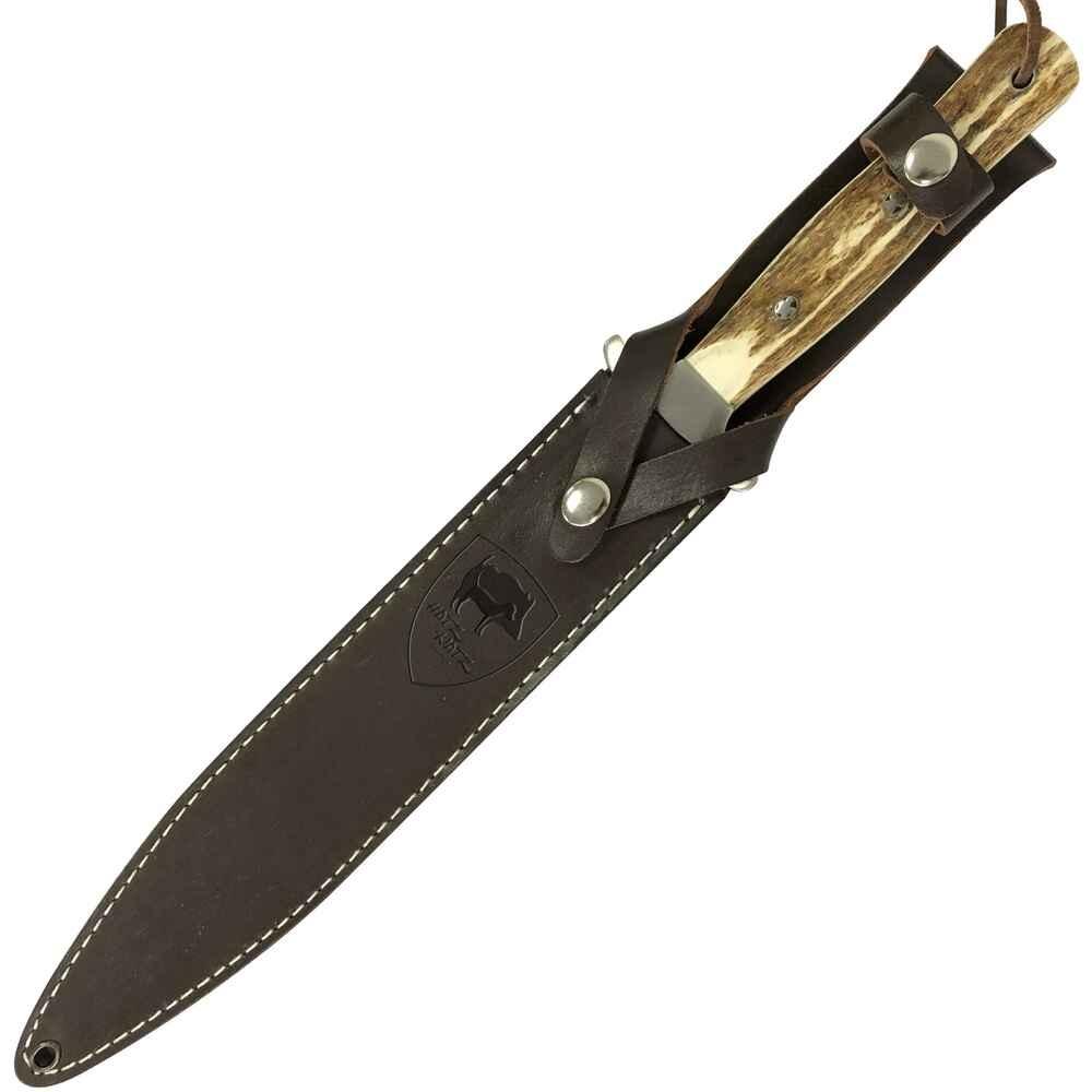 Parforce Messer & Gürtel Hatz-Watz Boar Hunter voller Flacherl