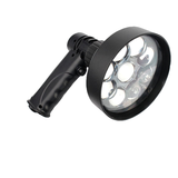 Fritzmann LED hand lamp with battery