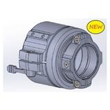 Rusan Q-R-adapter uit één stuk voor Pulsar Krypton (met schermpositionering)