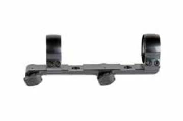 Samo zadelmontage voor Blaser R8 en R93 met ringen, 25 mm naar achteren verlengd.
