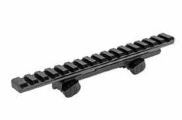 Samo zadelmontage voor Blaser R8 en R93 voor rail