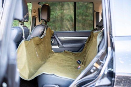 Eurohunt Autostoelhoes voor achterbank