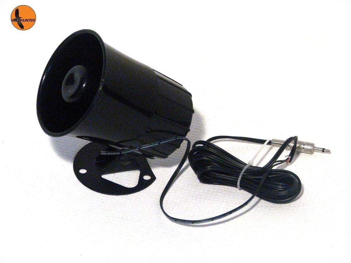 Wildhunter Ucaller xtreme und Lautsprecher mit 2 Karten