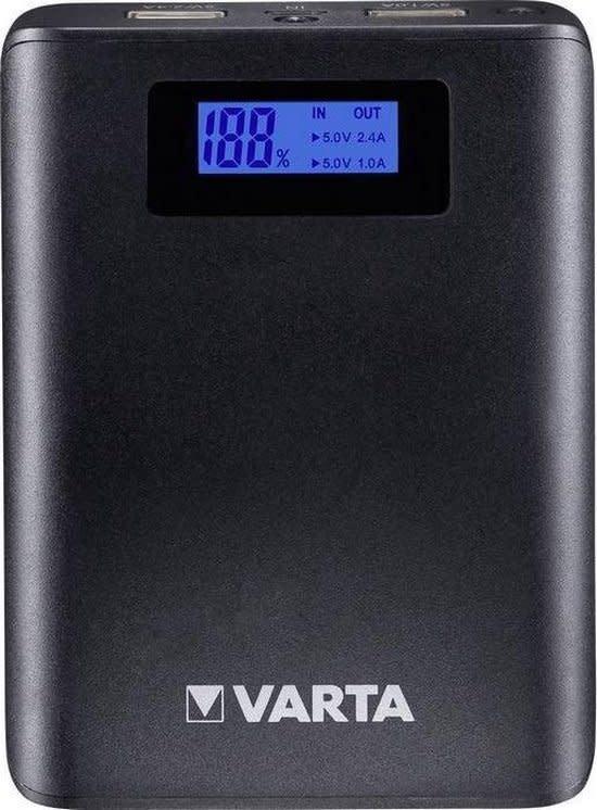 Varta Power Bank LCD 7800 mAh