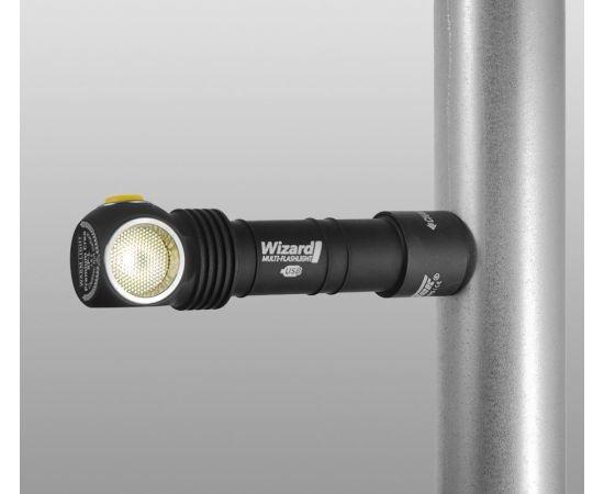 Wizard v3 Magneet USB + 18650 XP-L