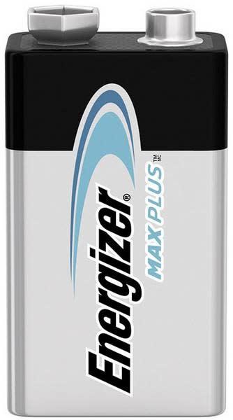 Energizer Maxplus 9V E-Block