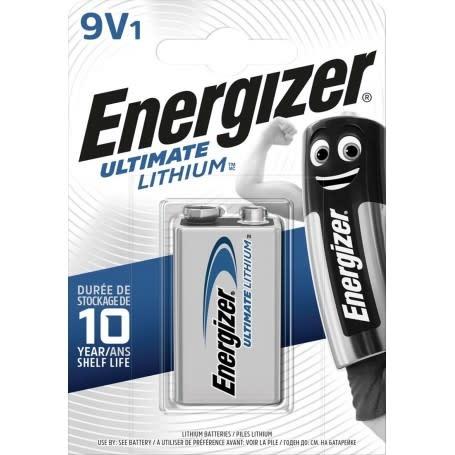 Energizer Ultimate Lithium 9V E-blok