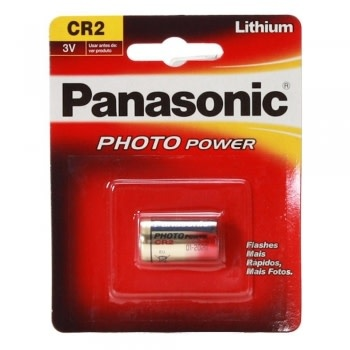 Panasonic Photo Power CR2 Lithium