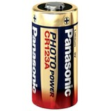 Panasonic Photo Lithium CR123