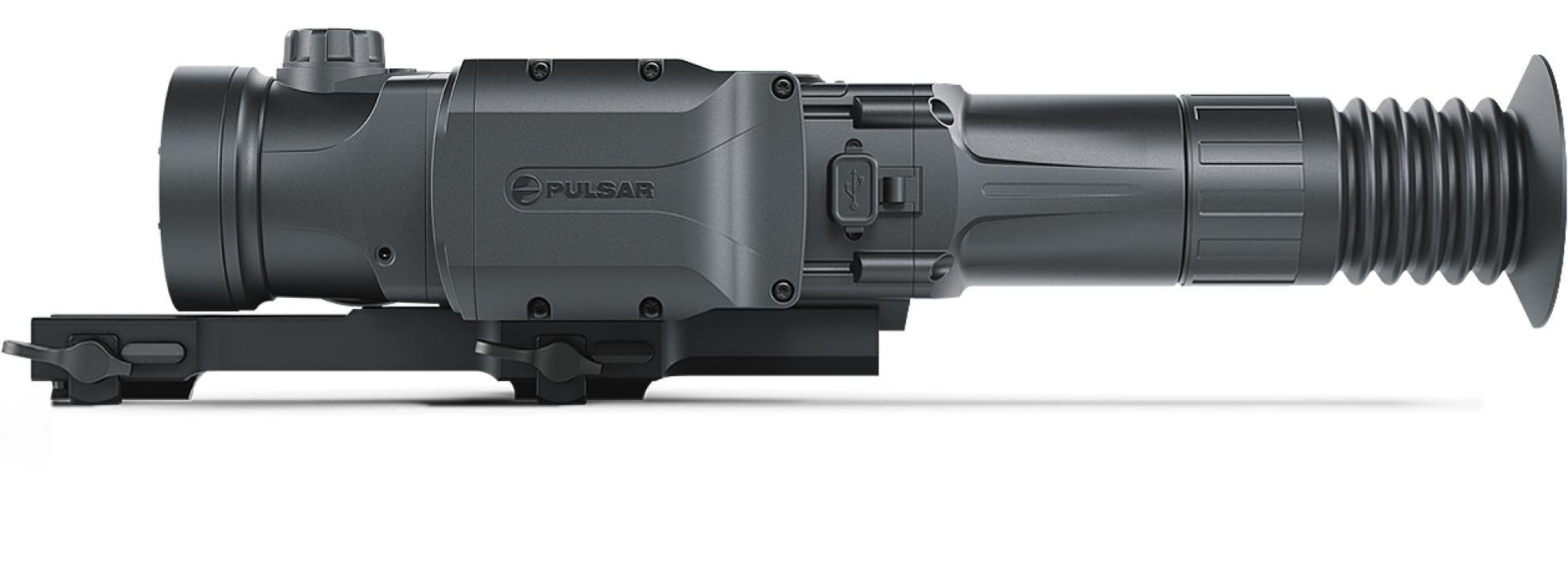 Pulsar Trail 2 LRF warmtebeeldkijker