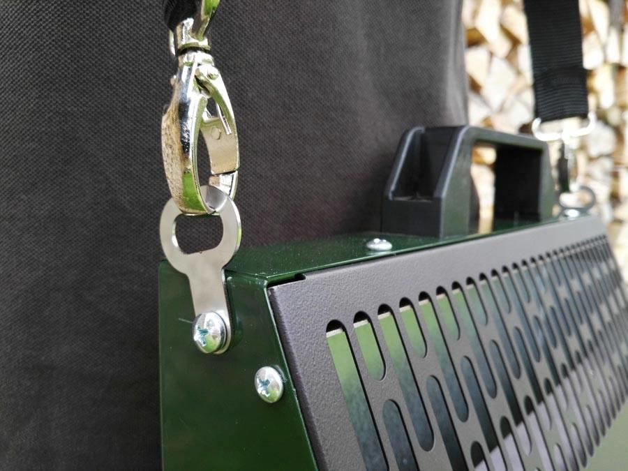 Seven Oaks Hoogzitverwarming accessoire-set 3 draagriem