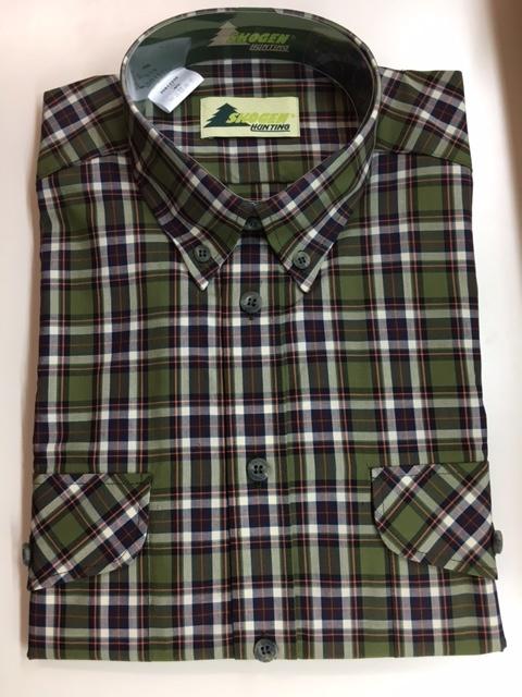 Skogen Outdoor Shirt Button Down 2 Brusttaschen