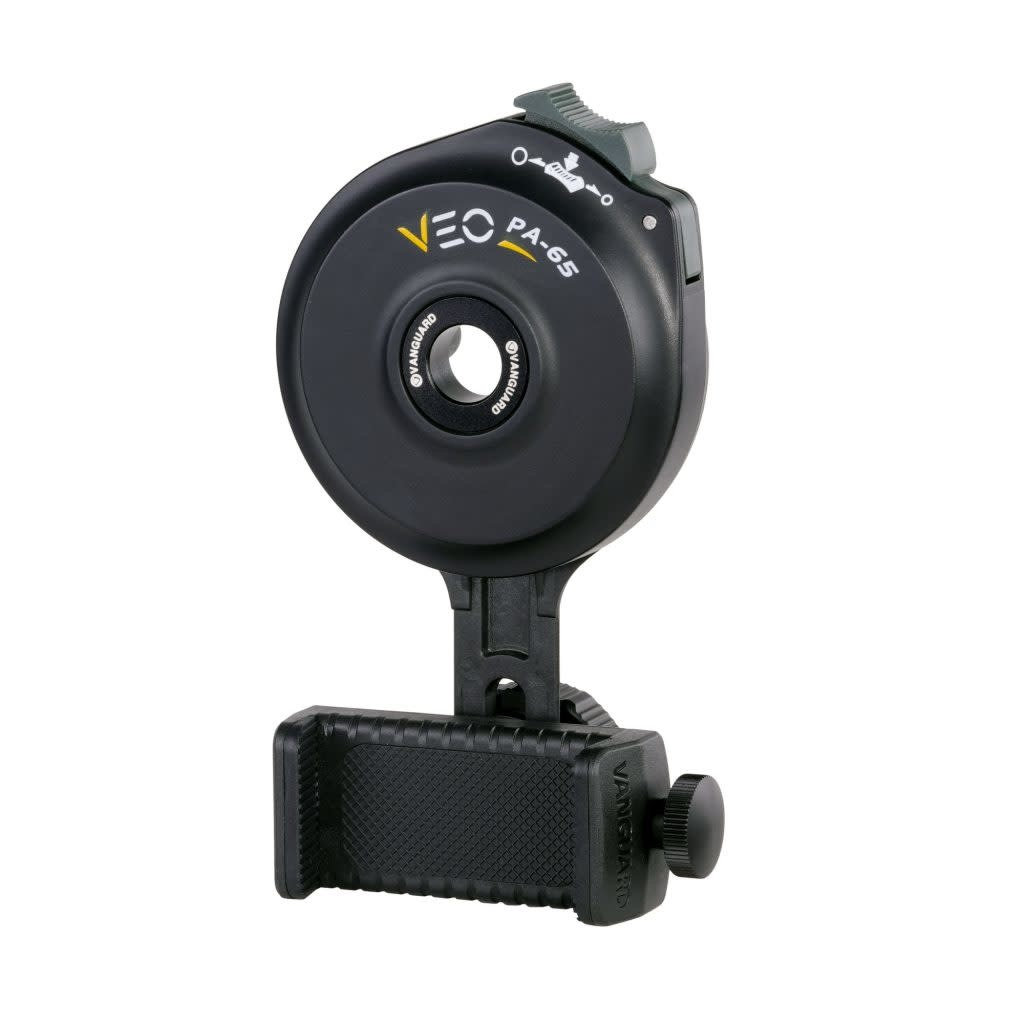 Vanguard VEO PA-65 Smartphone adapter met bluetooth afstandsbediening
