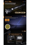 Fitorch Extremely Long -Range Rechargeable Hunting Flashlight