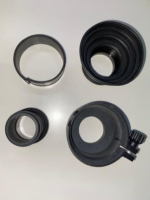 GeneSys FS-22PG Residual Light Amplifier