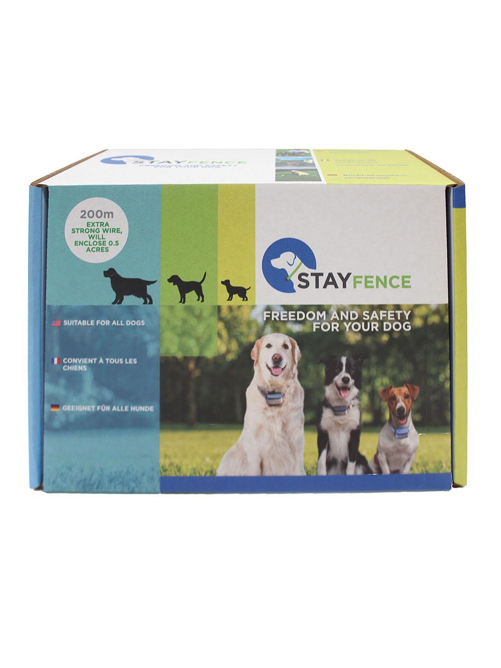 Stay Fence Onzichtbare omheining